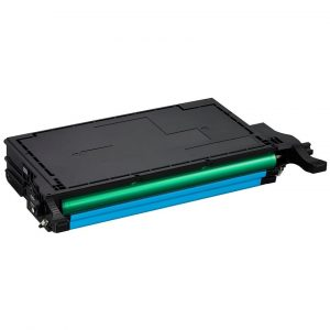Compatible Samsung CLT-C508L Cyan Laser toner cartridge - 4,000 pages