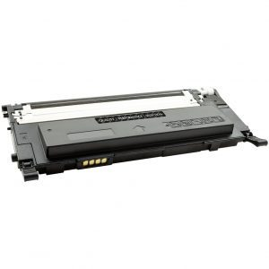 Compatible Samsung CLT-K409S Black toner cartridge - 1,500 pages