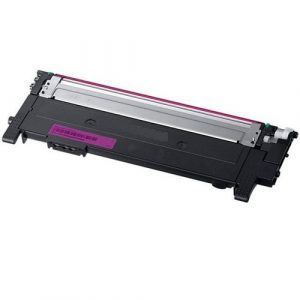 Compatible Samsung CLT-M404S Magenta toner cartridge - 1,000 pages