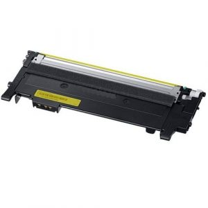 Compatible Samsung CLT-Y404S Yellow toner cartridge - 1,000 pages