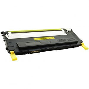 Compatible Samsung CLT-Y409S Yellow toner cartridge - 1,000 pages