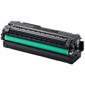 Compatible Samsung CLT-Y506L Yellow toner cartridge - 3,500 pages