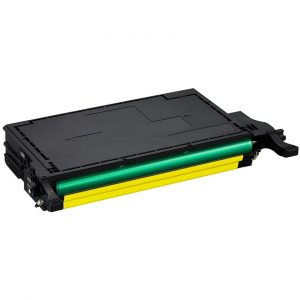 Compatible Samsung CLT-Y508L Yellow Laser toner cartridge - 4,000 pages