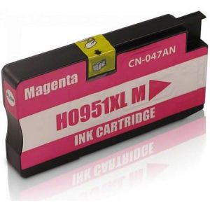 Compatible HP 951XL (CN047AA) Magenta High Yield ink cartridge - 1,500 pages