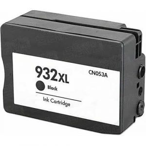Compatible HP 932XL (CN053AA) Black High Yield ink cartridge - 1,000 pages