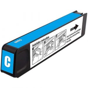 Compatible HP 971XL (CN626AA) Cyan High Yield ink cartridge - 6,600 pages