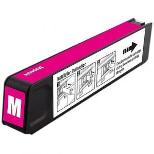 Compatible HP 971XL (CN627AA) Magenta High Yield ink cartridge - 6,600 pages