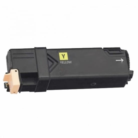Compatible Xerox CT201263 Yellow toner cartridge - 2,500 pages