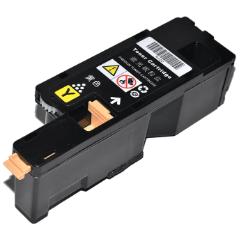 Compatible Xerox CT202267 Yellow toner cartridge - 1,400 pages