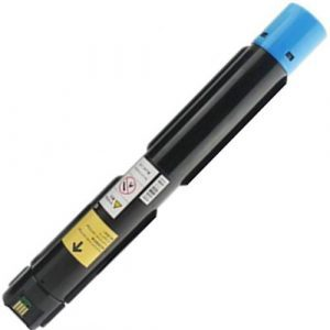 Compatible Xerox CT202247 Cyan toner cartridge - 3,000 pages