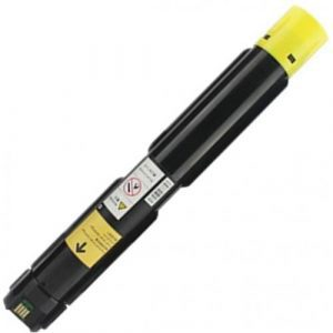 Compatible Xerox CT202249 Yellow toner cartridge - 3,000 pages