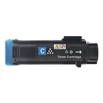 Compatible Xerox CT202611 Cyan toner cartridge - 6,000 pages