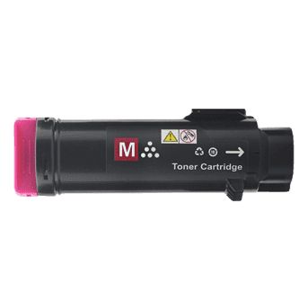 Compatible Xerox CT202612 Magenta toner cartridge - 6,000 pages