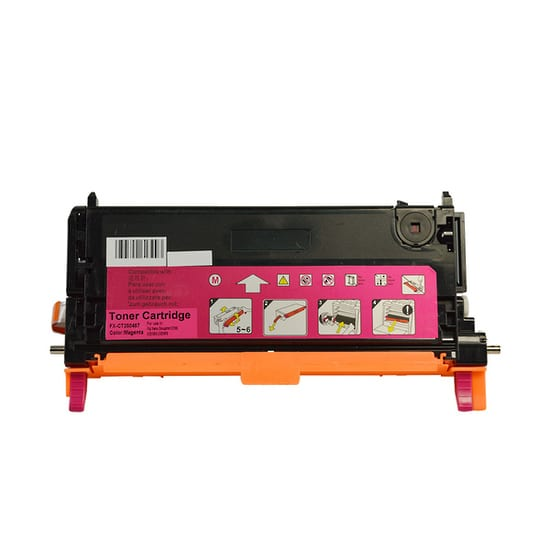 Compatible Xerox CT350487 Magenta toner cartridge - 7,000 pages