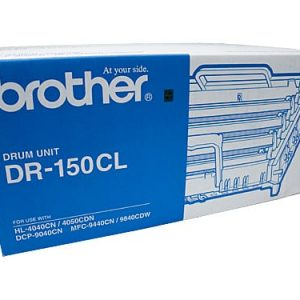 Genuine Brother DR-150CL (B,C,M,Y) imaging drum unit - 17,000 pages