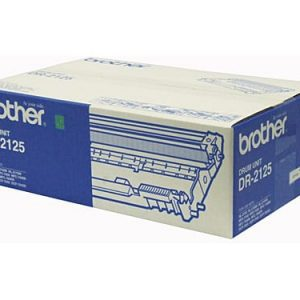 Genuine Brother DR-2125 drum unit - 12,000 pages