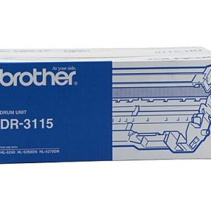 Genuine Brother DR-3115 drum unit - 25,000 pages