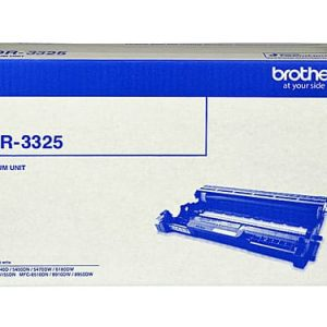 Genuine Brother DR-3325 drum unit - 30,000 pages