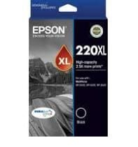 Genuine Epson 212XL Black High Yield ink cartridge -  500 pages