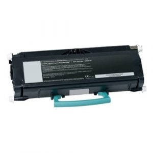 Compatible Lexmark E260A11P Black toner cartridge - 3,500 pages
