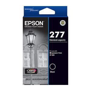 Genuine Epson 277 Black ink cartridge - 240 pages