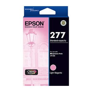 Genuine Epson 277 Light Magenta ink cartridge - 360 pages