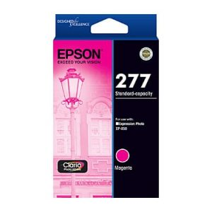 Genuine Epson 277 Magenta ink cartridge - 360 pages