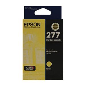 Genuine Epson 277 Yellow ink cartridge - 360 pages