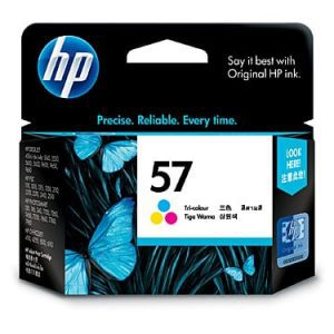 Genuine HP 57 (C6657AA) Colour ink cartridge - 400 pages