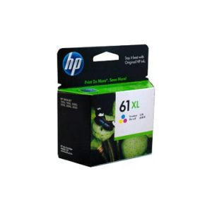 Genuine HP 61XL (CH564WA) Colour ink cartridge - 330 pages
