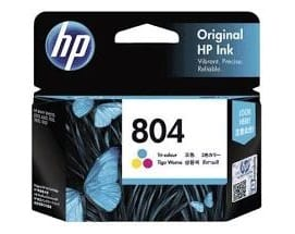 Genuine HP804 (T6N09AA) Colour ink cartridge - 165 pages