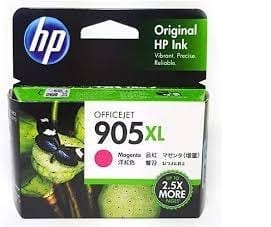 Genuine HP 905XL (T6M09AA) Magenta ink cartridge - 825 pages