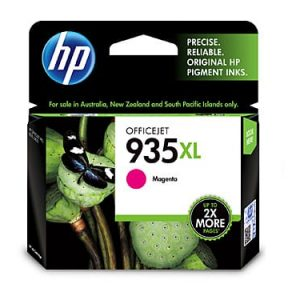 Genuine HP 935XL (C2P25AA) Magenta High Yield ink cartridge - 825 pages