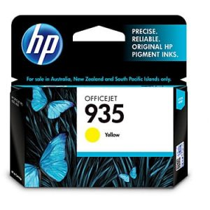 Genuine HP 935 (C2P22AA) Yellow ink cartridge - 400 pages