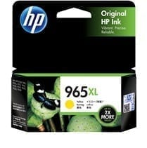 Genuine HP 965XL (3JA83AA) Yellow High Yield ink cartridge - 1,600 pages
