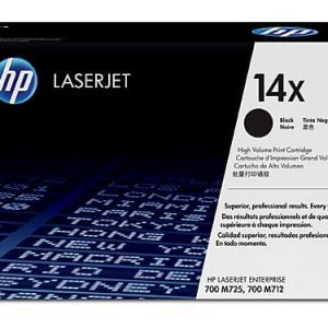 Genuine HP 14X (CF214X) Black High Yield toner cartridge - 17,500 pages