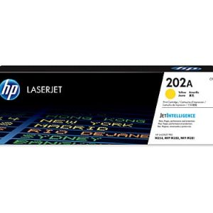Genuine HP 202A (CF503A) Magenta toner cartridge - 1,300 pages
