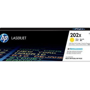 Genuine HP 202X (CF503X) Magenta toner cartridge - 2,500 pages