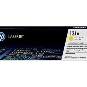 Genuine HP 131A (CF213A) Magenta toner cartridge - 1,800 pages