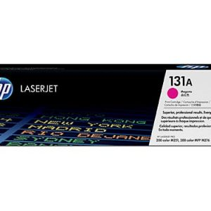Genuine HP 131A (CF212A) Yellow toner cartridge - 1,800 pages
