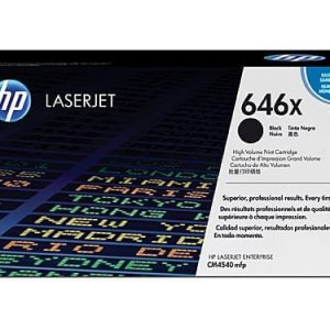 Genuine HP 264X (CE264X) Black High Yield toner cartridge - 17,000 pages
