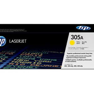 Genuine HP 305A (CE413A) Magenta toner cartridge - 2,600 pages