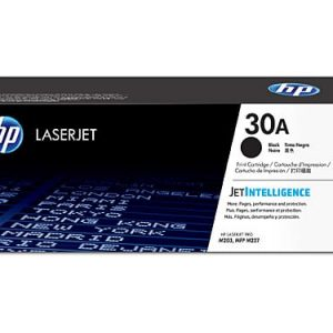 Genuine HP 30A (CF230A) Black toner cartridge - 1,600 pages