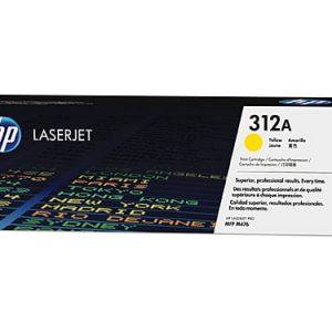 Genuine HP 312A (CF383A) Magenta toner cartridge - 2,700 pages