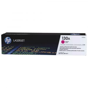 Genuine HP 130A (CF353A) Magenta toner cartridge - 1,000 pages