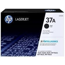 Genuine HP37A (CF237A) Black Toner cartridge - 11,000 pages