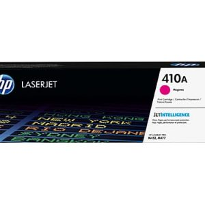 Genuine HP 410A (CF412A) Yellow toner cartridge - 2,300 pages