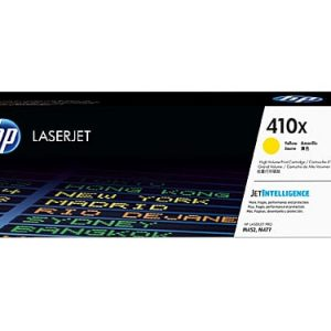 Genuine HP 410X (CF413X) Magenta High Yield toner cartridge - 5,000 pages