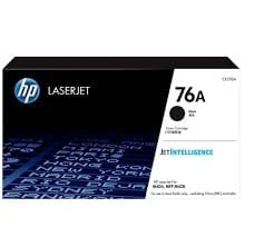 Genuine HP 76A (CF276A) Black toner cartridge - 3,000 pages