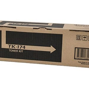 Genuine Kyocera TK-174 Black toner cartridge - 7,200 pages